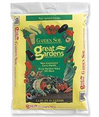 Great Gardens™ Garden Soil