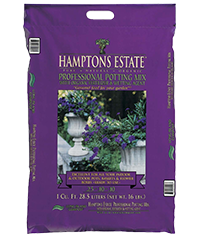 Hamptons Estate® Professional Potting Mix w/ Organic Fertilizer & Wetting Agent