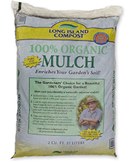 Long Island Compost® 100% Organic Mulch
