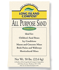 Long Island Compost® All Purpose/Play Sand