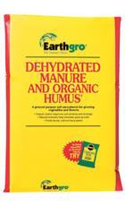 Earthgro® Dehydrated Manure And Organic Humus