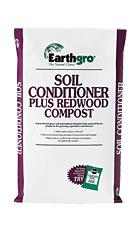 Earthgro® Soil Conditioner Plus Redwood Compost