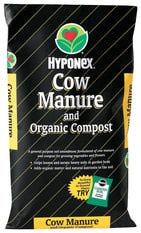 Hyponex® Cow Manure and Organic Compost